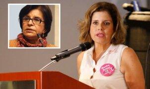 """Denuncian a vicepresidenta Mercedes Aráoz por caso el """"Baguazo"""""""