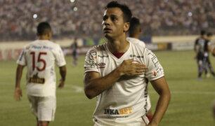 Universitario goleó 4-2 a Ayacucho por las Liguillas