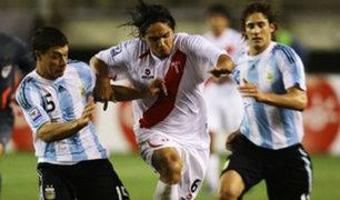 Perú vs. Argentina: los duelos más recordados entre ambas selecciones