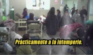 Hospitales de Lima: salud pública en emergencia