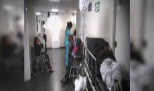 Alarmante situación en postas y hospitales al interior del país