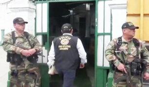 Cercado de Lima: incautan predios que pertenecerían a la red criminal Orellana
