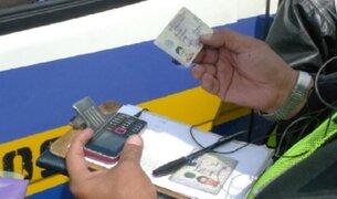 Anuncian creación de registro único de infractores de reglas de tránsito
