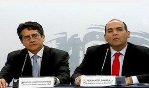 Rolando Luque fue presentado como nuevode jefe de la ONDS