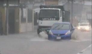 Poderoso huracán Matthew causa estragos en Jamaica