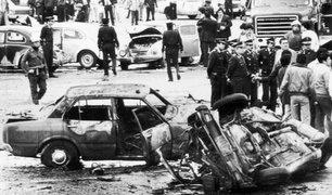 Explosivos y coches bomba: las armas de Sendero Luminoso y MRTA
