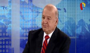 Hernando de Soto: Se necesita estrategia clara frente a remanentes de Sendero