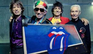 The Rolling Stones inician la promoción de su nuevo álbum