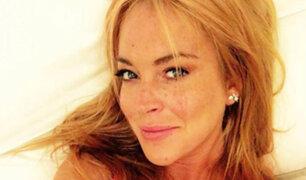 Lindsay Lohan pierde parte de un dedo