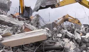 Carabayllo: desalojan a 57 familias y destruyen 15 viviendas