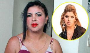 Mamá del 'Churrito' Hinostroza arremete contra familia de Yahaira Plasencia