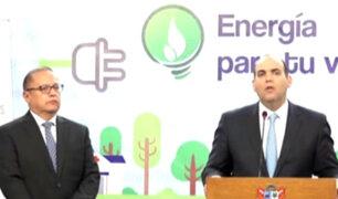 Gobierno subvencionará a familias para instalación de gas natural en sus casas
