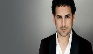 El tenor Juan Diego Flórez celebró así sus 20 años de carrera