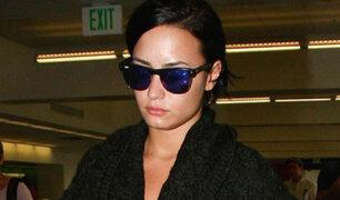 Demi Lovato anuncia una retirada temporal de la música