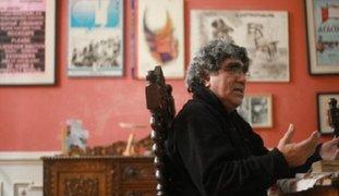 Falleció Mario Delgado, fundador del grupo de teatro Cuatrotablas