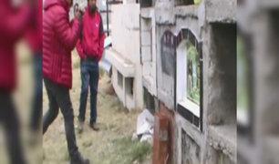 Cerro de Pasco: profanan tumbas y roban cráneos