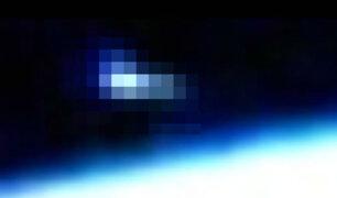 YouTube: ¿Esto prueba que la NASA está ocultando la presencia de OVNIS? [VIDEO]