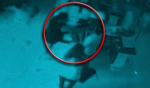 Tarapoto: tendera fue golpeada tras ser captada robando