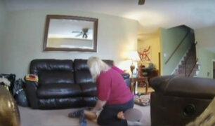 EEUU: niñera es grabada golpeando a niño con síndrome de down