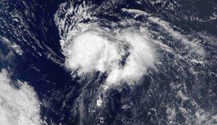 Huracán Nicole llegaría a las islas Bermudas