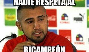 Ecuador vs. Chile: La 'Roja' es víctima de memes tras goleada 3-0 [FOTOS]