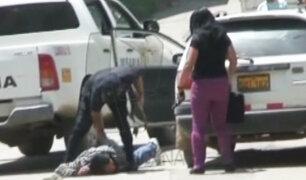 Áncash: policía realiza captura de presuntos secuestradores de niños