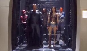 """""""La Liga de la Justicia"""": Zack Snyder anunció que acabaron grabaciones de la película [Video]"""