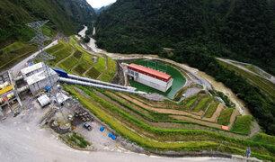 Huánuco: así luce la moderna central hidroeléctrica de Chaglla