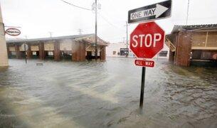Huracán Matthew tocó tierra en Carolina del Sur