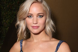 Jennifer Lawrence tiene una doble que también es actriz