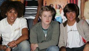 Los chicos de la película High School Musical se reencontraron