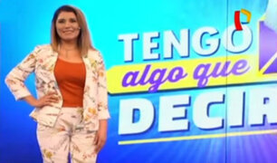 Lady Guillen debuta hoy como conductora de TV
