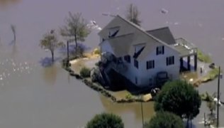 Huracán 'Matthew' deja al menos 19 muertos en Estados Unidos