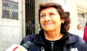 Pacientes del SIS indignados tras denuncia contra Carlos Moreno