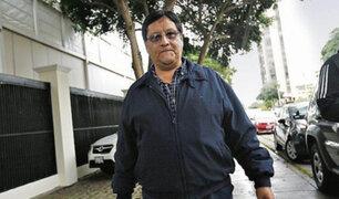 Otorgan facultades a Fiscalización para investigar a Carlos Moreno