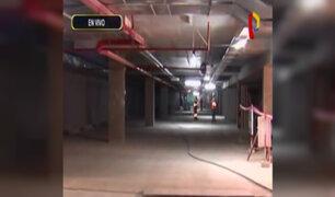 Miraflores: estacionamientos subterráneos listos en diciembre