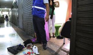Prostitución se ejercía frente a la iglesia Las Nazarenas