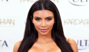 Investigan robo a Kim Kardashian en París