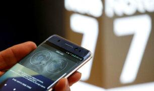 Samsung detiene la producción del Galaxy Note 7