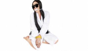 Elaboran polémico disfraz inspirado en robo a Kim Kardashian
