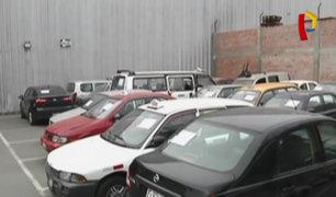 SAT: conozca más sobre el remate de vehículos con precio base de S/ 105