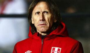 ¿Ricardo Gereca debe continuar como técnico de Perú?