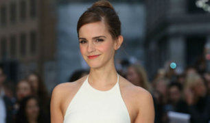 Emma Watson usa calzado hecho en Perú