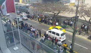 Alarma en Municipalidad de San Isidro por amenaza de bomba