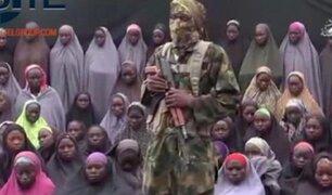 Nigeria: liberan a 21 niñas secuestradas en Chibok