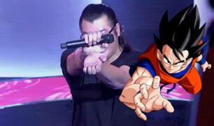 Tailandia: Concursante de 'La Voz' sorprende con tema de Dragon Ball Z