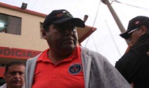 Comisario de Chancay habría dirigido banda criminal que operaba en el norte chico