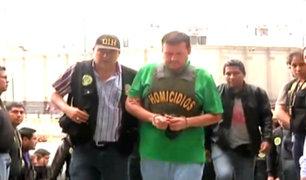 Policías acusados de integrar bandas fueron interrogados en la Dirincri