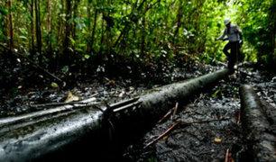 Loreto: se registró nuevo derrame de petróleo en Oleoducto Nor Peruano