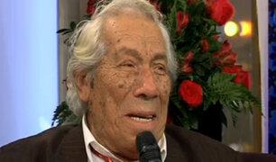 Guillermo Campos recibió emotivo homenaje en 'Porque Hoy es Sábado con Andrés'